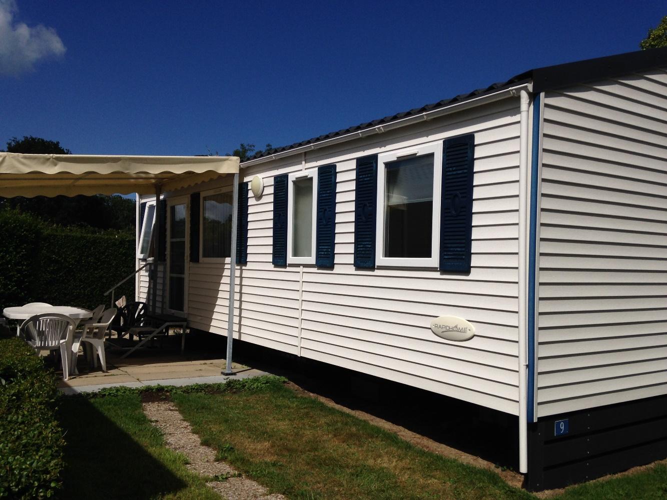 Location Mobil Home 3 Chambres Au Camping De La Chanterie, Camping Avec  Piscine Chauffée, ...