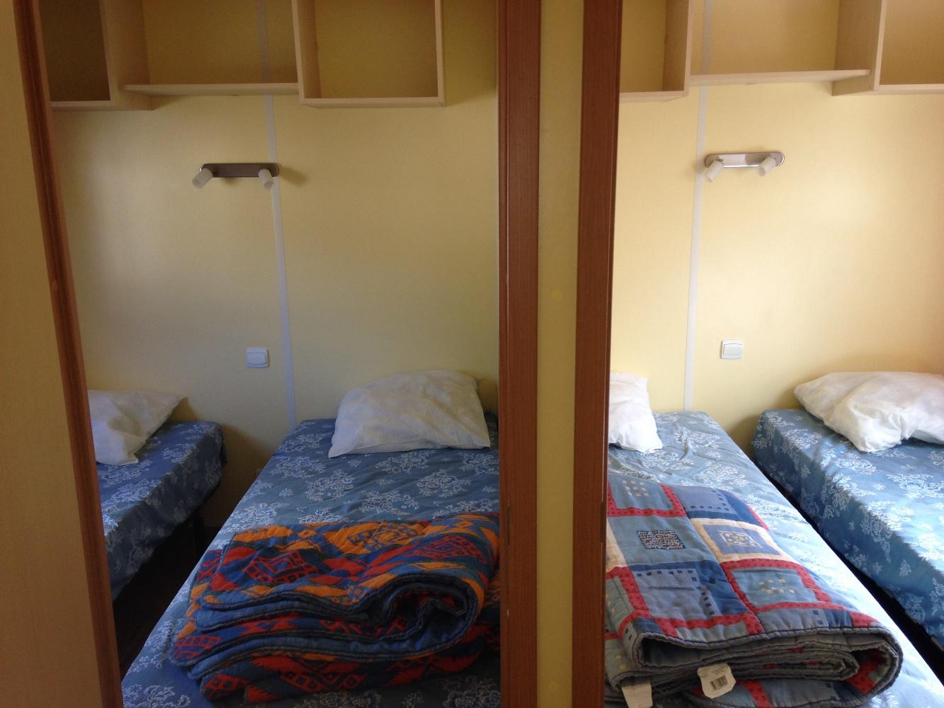 ... Location Mobil Home 3 Chambres Au Camping De La Chanterie, Camping Avec  Piscine Chauffée, ...